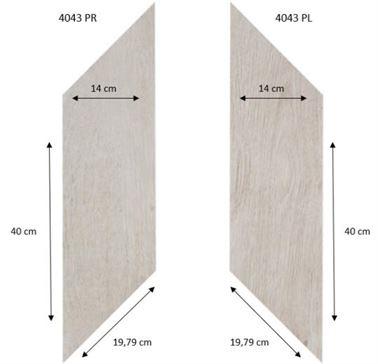 4043 PR-PL White Fine Oak PRO1